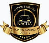 Nacda Top Ten Ranking 2013